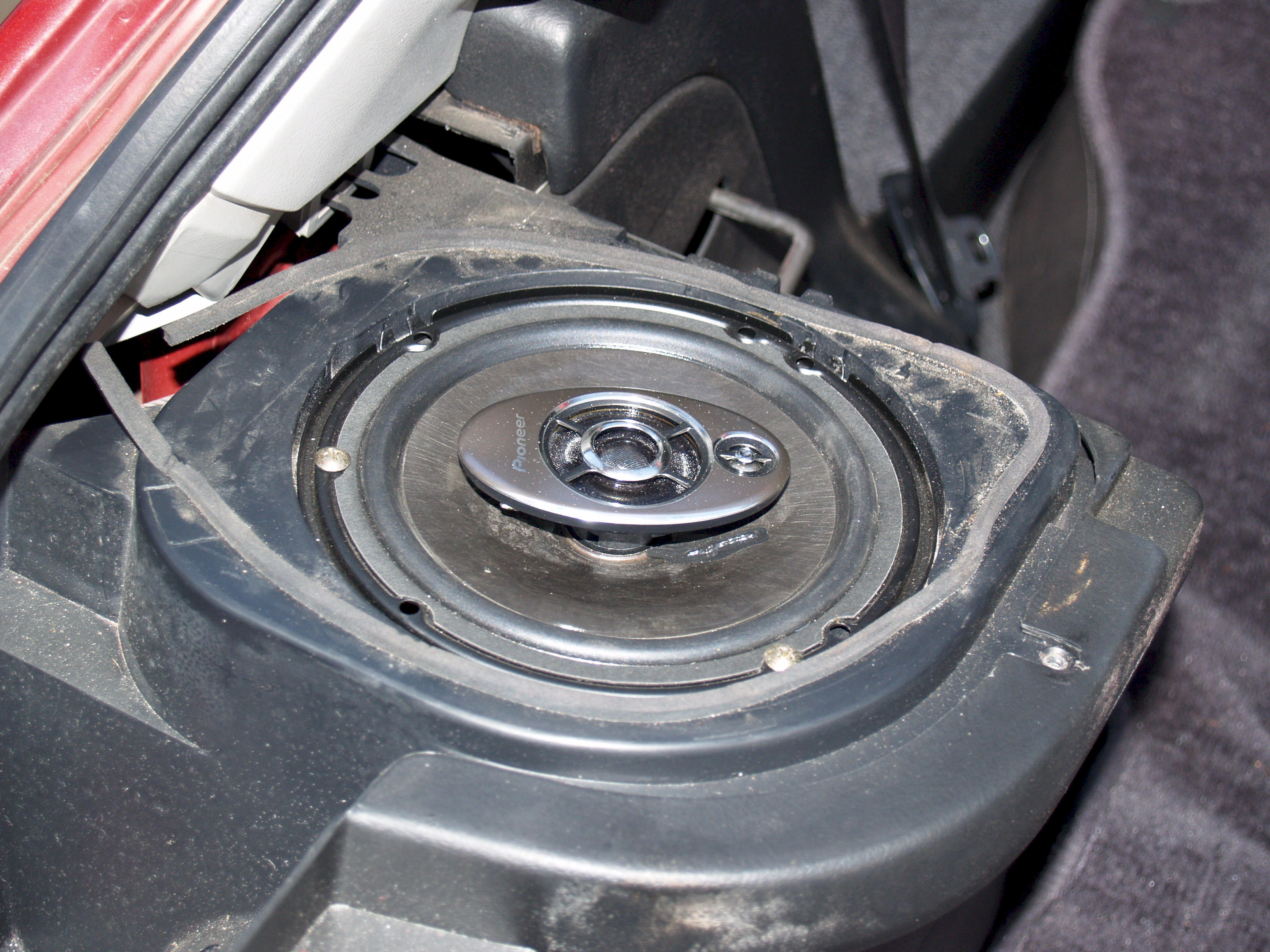 Do It Yourself Remove Acura Integra Speaker