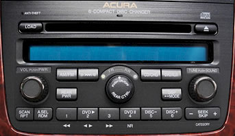 How to Repair Acura MDX Car Stereo