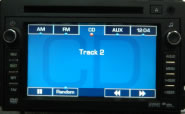 Buick Enclave Navigation CD Player Repair