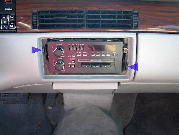 Factory Car Stereo Repair - Cadillac Delco Bose amplifiers - Bose Car Stereo, Speaker/Amplifier Repair with Removal and Installation Instructions