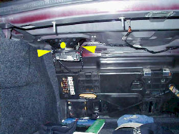 Factory Car Stereo Repair - Cadillac Seville - Delco Bose amplifiers - Bose Car Stereo, Speaker/Amplifier Repair with How To Remove and Install Instructions