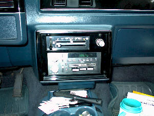 Chevrolet El Camino How to Car Stereo Removal and Install Instructions