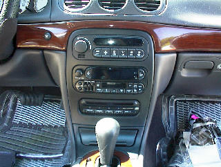 Fixing Chrysler LHS car radios, with how to instructions for removing and installing all makes and models of car stereos