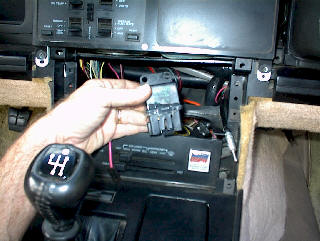 Corvette Bose Car Audio, Car Stereo Removal, Bose Audio Relay Removal and Installation Instructions