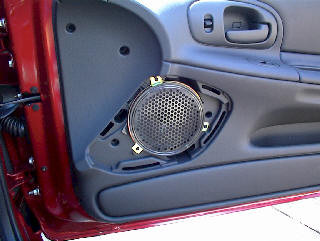 Factory Car Stereo Repair - How To Remove and Install Chrysler Car Stereo Speaker