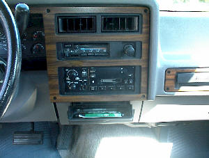 How to Instructions Dodge Dakota Car Stereo Removing and Installing