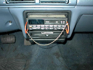 Factory Car Stereo Repair - How to Remove and Install Ford Car Stereo Instruction