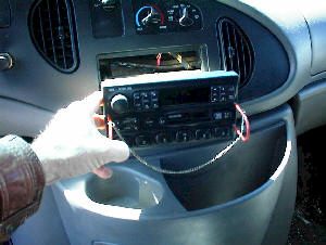 Factory Car Stereo Repair - Ford Car Stereo How to Remove and Install Instruction