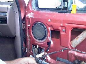 Factory Car Stereo Repair - How to Remove and Install Car stereo Instruction for Ford Pick-Up