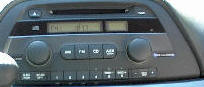 Refurbished Honda Car Audio CD Player