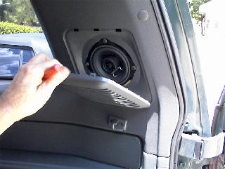 How To Car Audio Speaker Removal and Installation Instructions - Isuzu - Bose Amplifier, Speaker and Stereo Repair