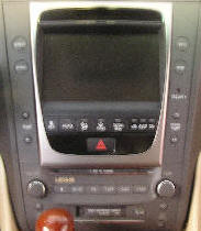 Lexus GS300, GS350, GS430 and GS450h Car Stereo CD Changer Repair