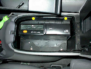 Car Stereo Removal - Lincoln Navigator CD Changer - Car Stereo and Bose Speaker Amplifier Repair
