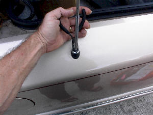 Lincoln Car Stereo Repair - Power Antenna Mast Repair with Removal and Installation Instructions