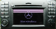 Mercedes GL Lines in Display Repair