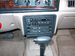Factory Car Stereo Repair - Mercury car radio removal and installation how to instruction