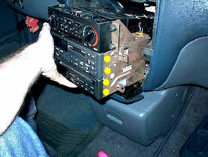 Factory Car Stereo Repair - Nissan Quest Car Radio Removal and Install Instruction and Repair