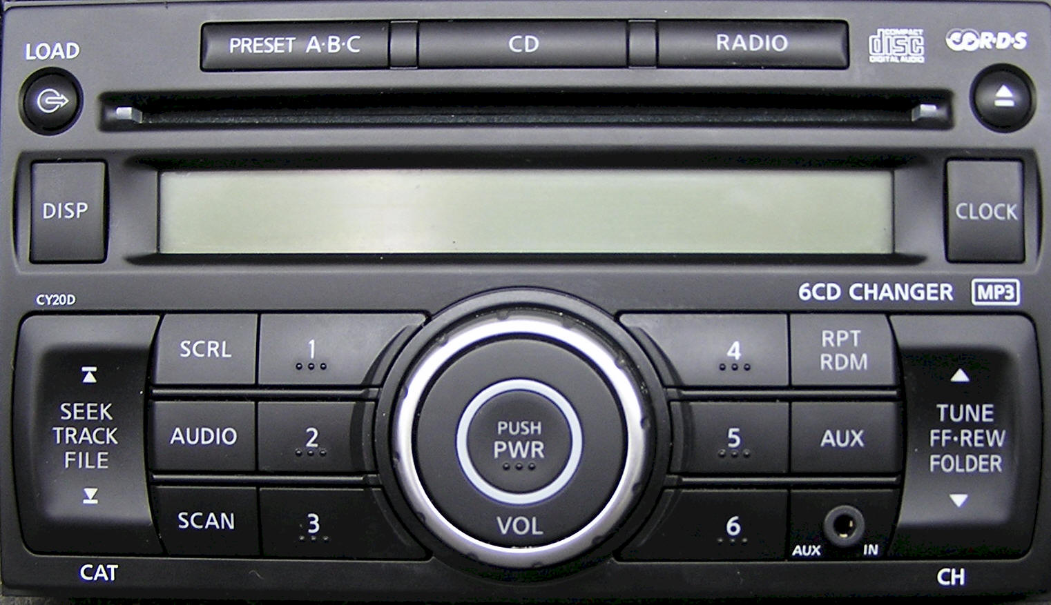 Nissan Versa Repair Car Radio and How to Remove and Install