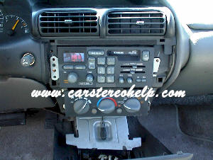 How to Car Stereo Removal and Installation - Pontiac Grand Prix Car Stereo
