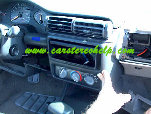How to Car Stereo Removal and Installation - Pontiac Grand Am Car Stereo