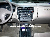 Honda Head Unit Service, Repair and Removal