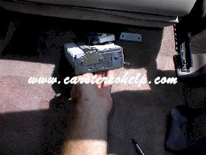Car Audio Removal and Installation How to Instructions - Toyota Camry Car Stereo