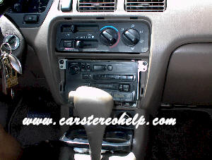 Toyota Tercel How to Remove and Install Factory (OEM) Car Stereo Guide
